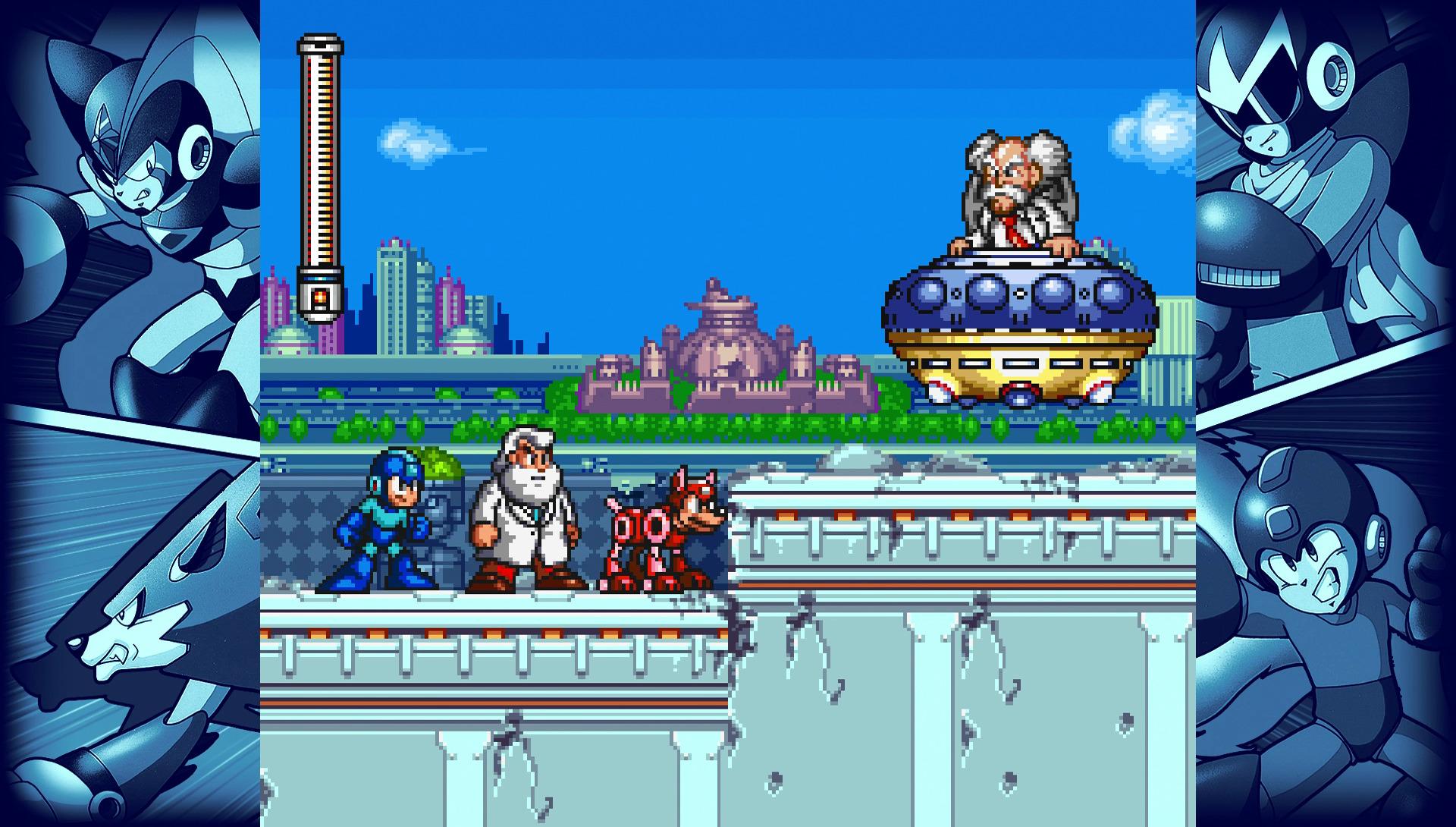 Capcom připravuje Mega Man Legacy Collection 2 145332
