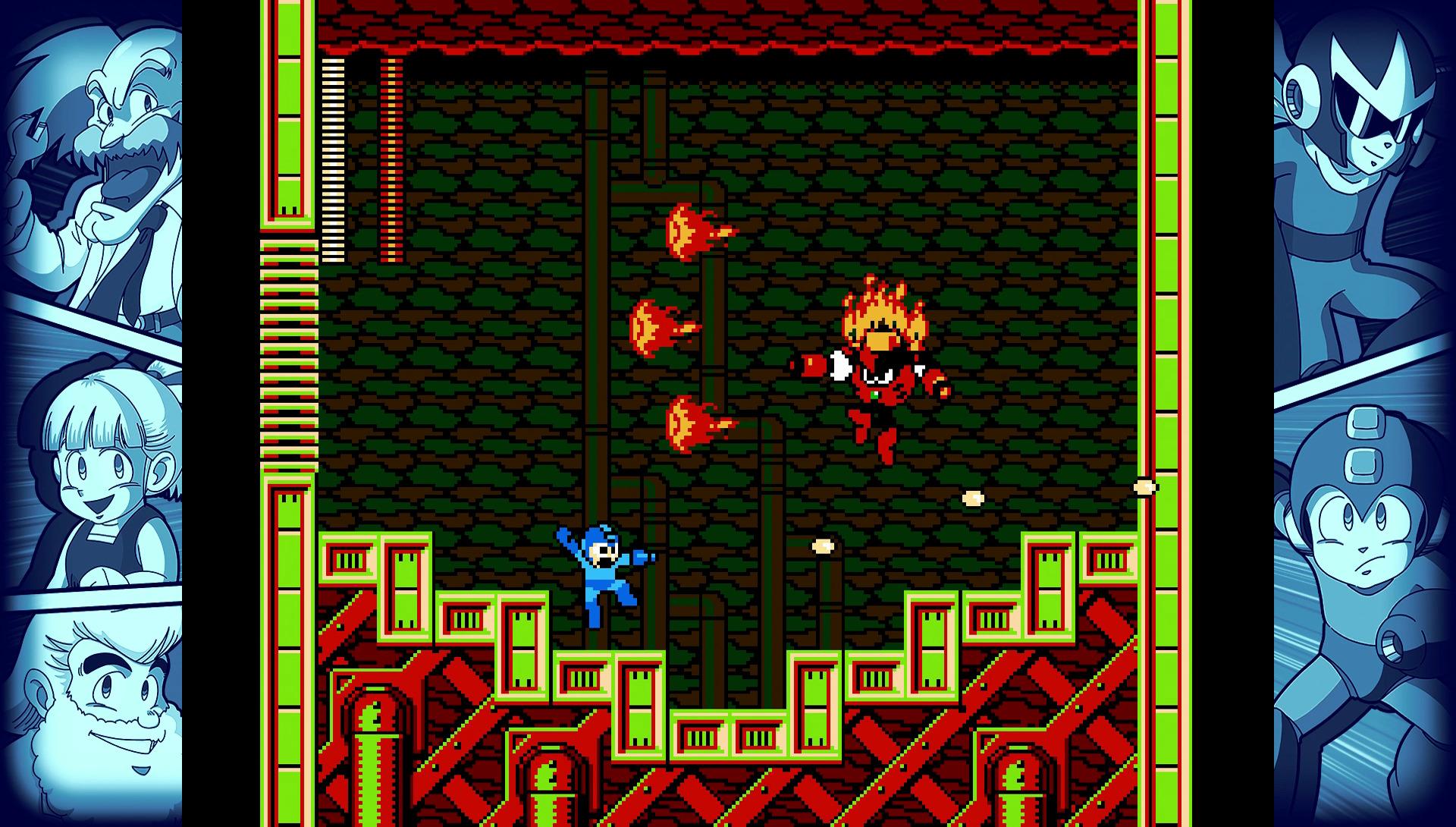 Capcom připravuje Mega Man Legacy Collection 2 145334