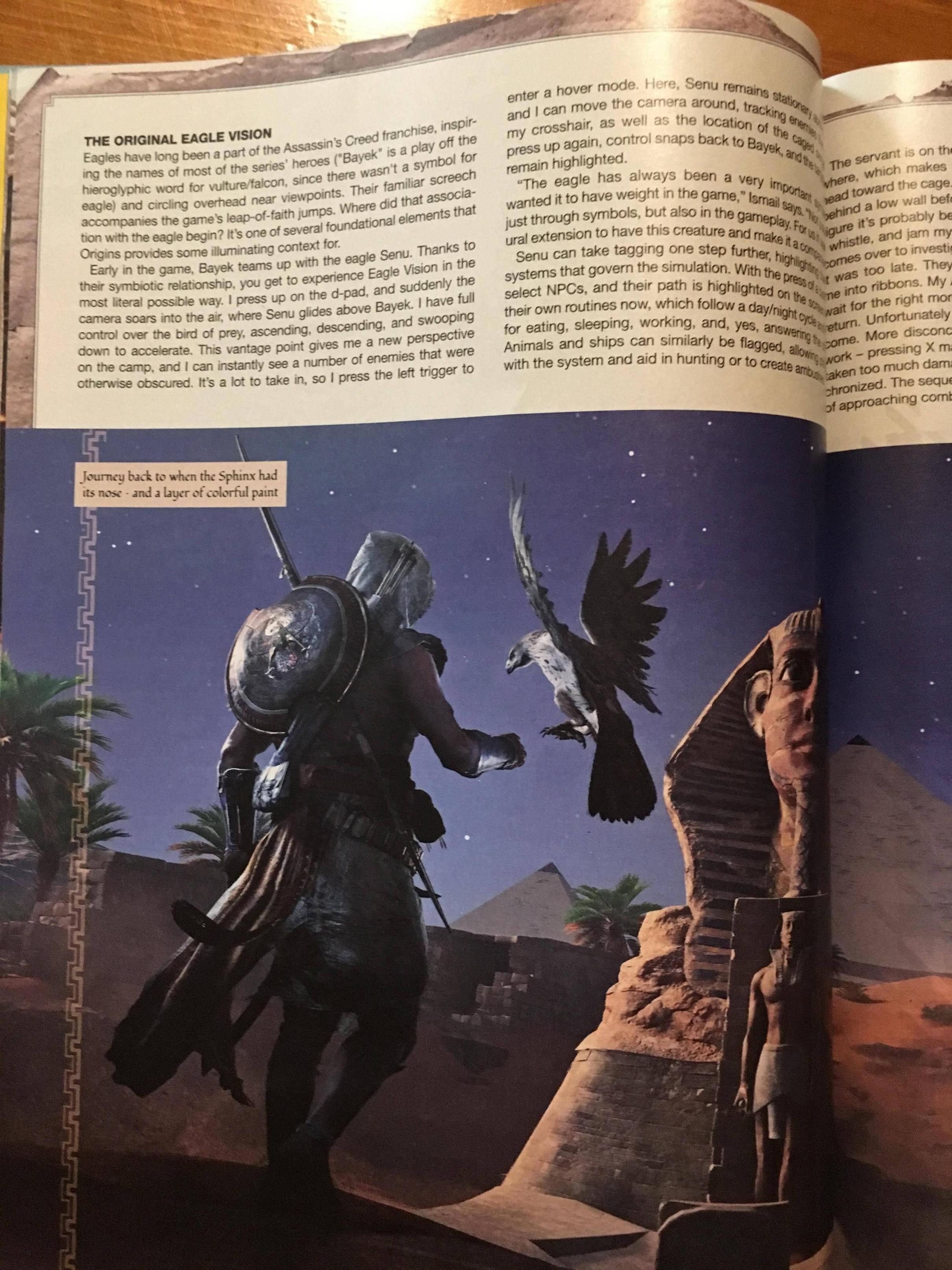 Tuna informací o Assassin's Creed: Origins z nového čísla Game Informeru 145591