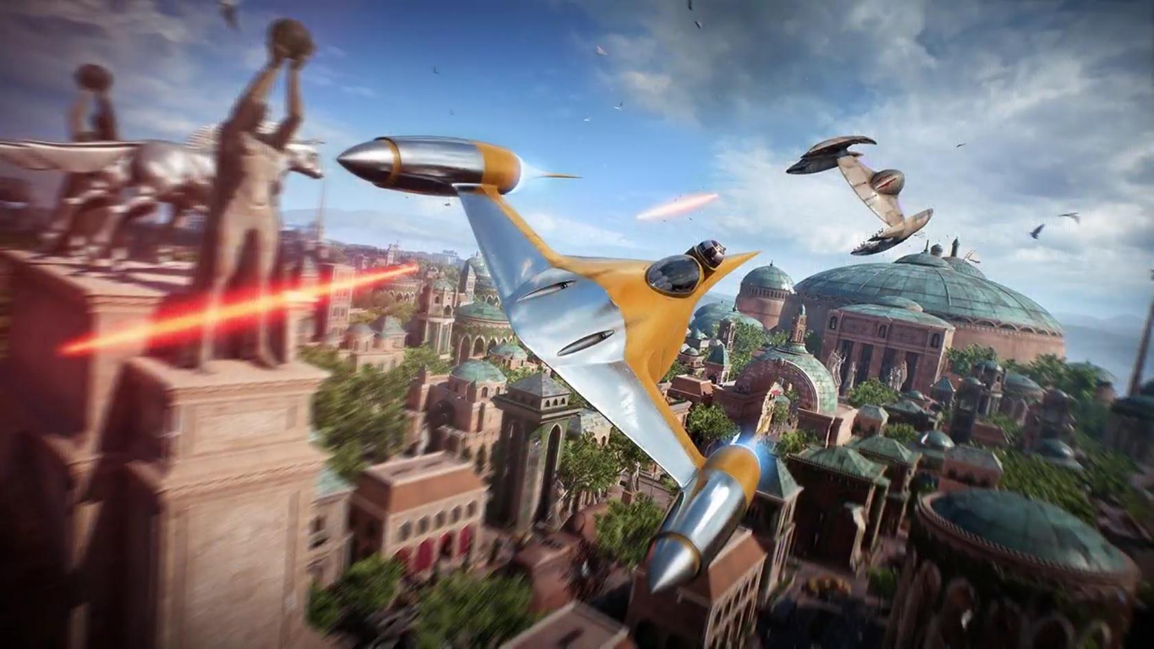 Star Wars: Battlefront 2 v multiplayerovém traileru 145607