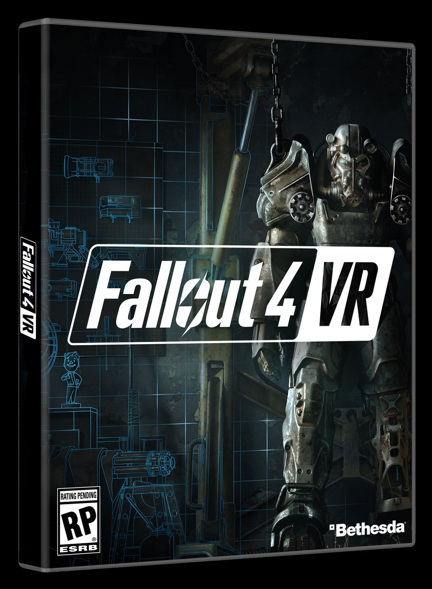 Fallout 4 a Doom si zahrajete ve virtuální realitě 145889