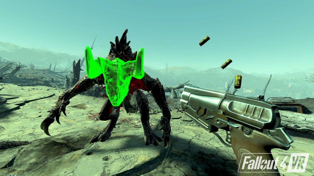 Fallout 4 a Doom si zahrajete ve virtuální realitě 145890