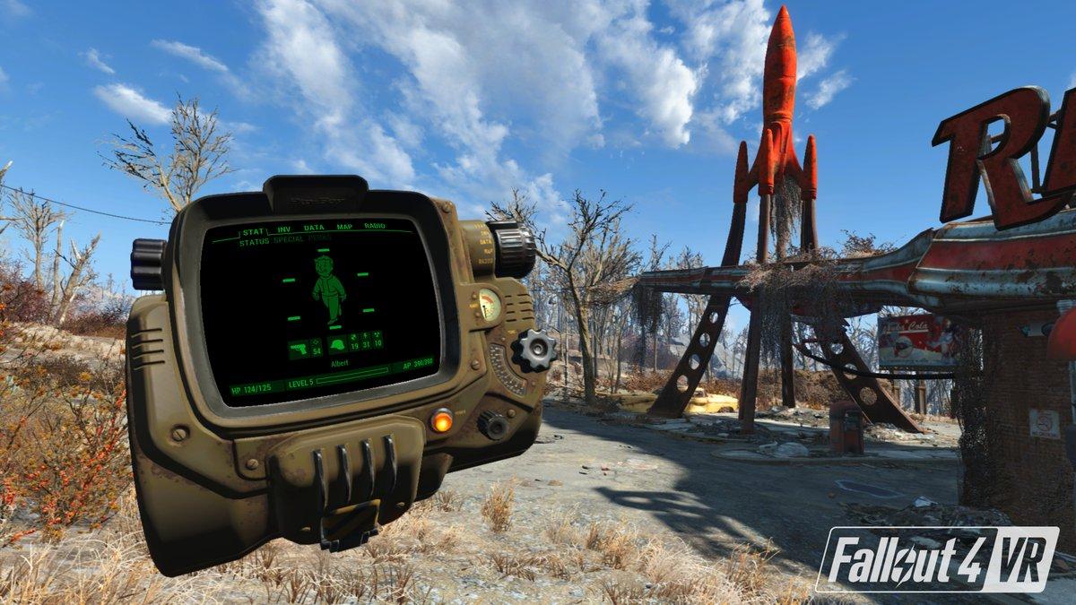 Fallout 4 a Doom si zahrajete ve virtuální realitě 145891