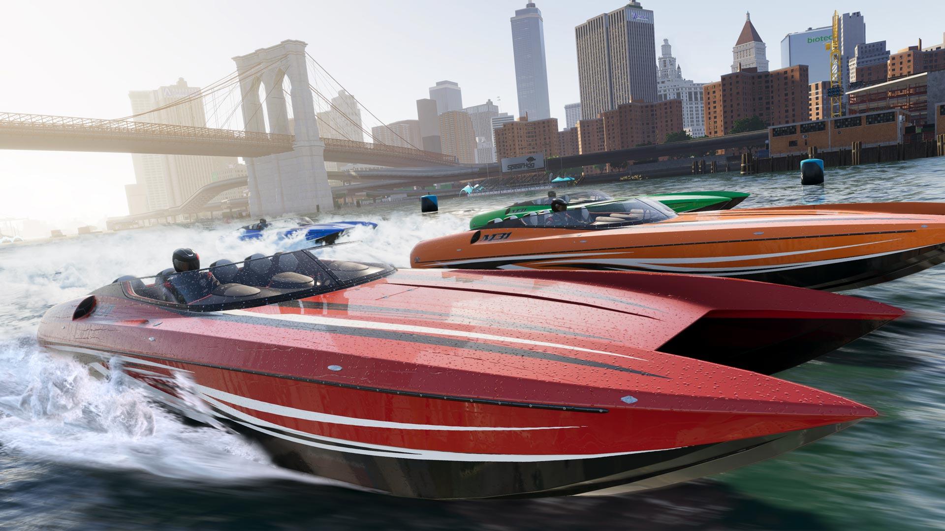 V The Crew 2 budou auta, motorky, lodě nebo letadla 145937