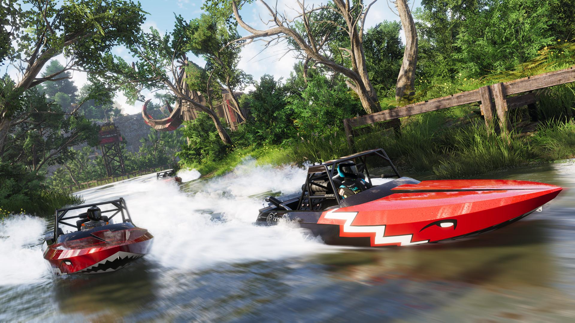 V The Crew 2 budou auta, motorky, lodě nebo letadla 145939
