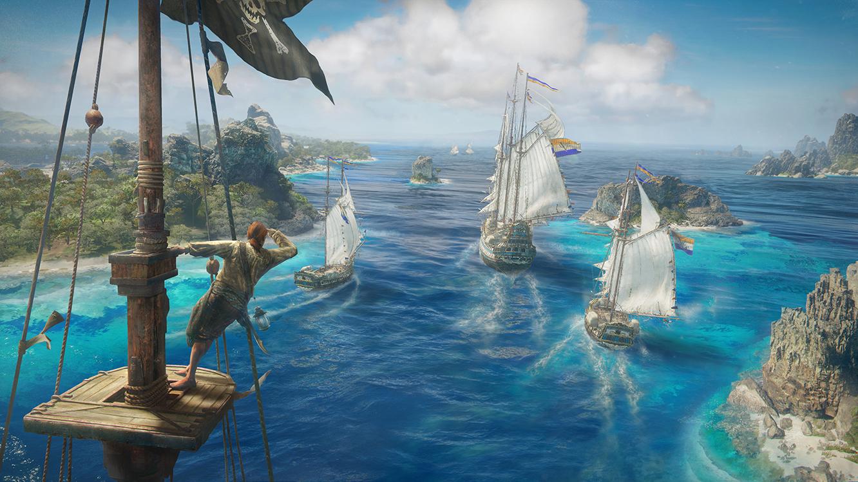 Ubisoft věří v pirátské Skull and Bones 145950
