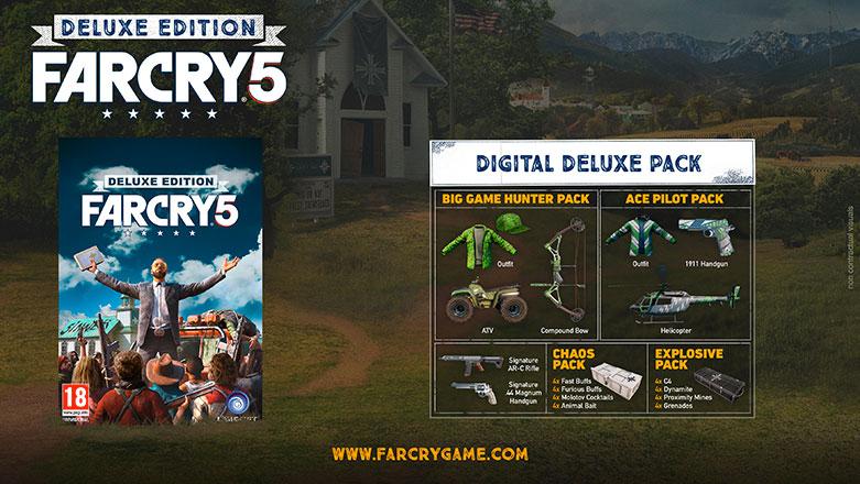 Far Cry 5 vypadá jako moderní, vidlácká kovbojka 145971