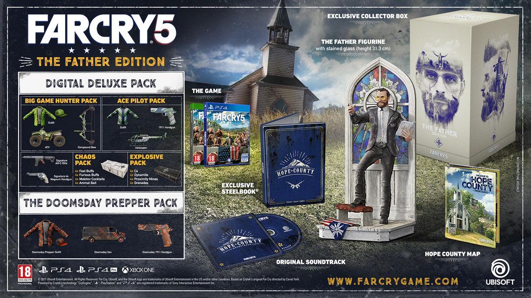 Far Cry 5 vypadá jako moderní, vidlácká kovbojka 145972