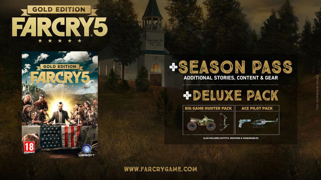 Far Cry 5 vypadá jako moderní, vidlácká kovbojka 145973