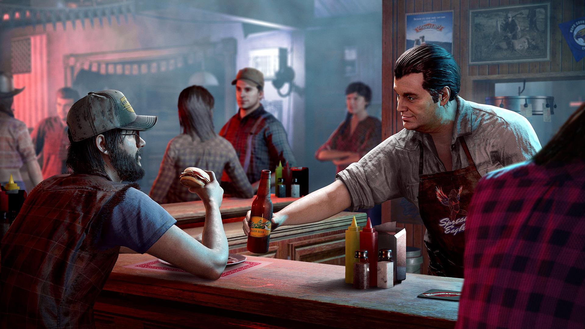 Far Cry 5 vypadá jako moderní, vidlácká kovbojka 145989
