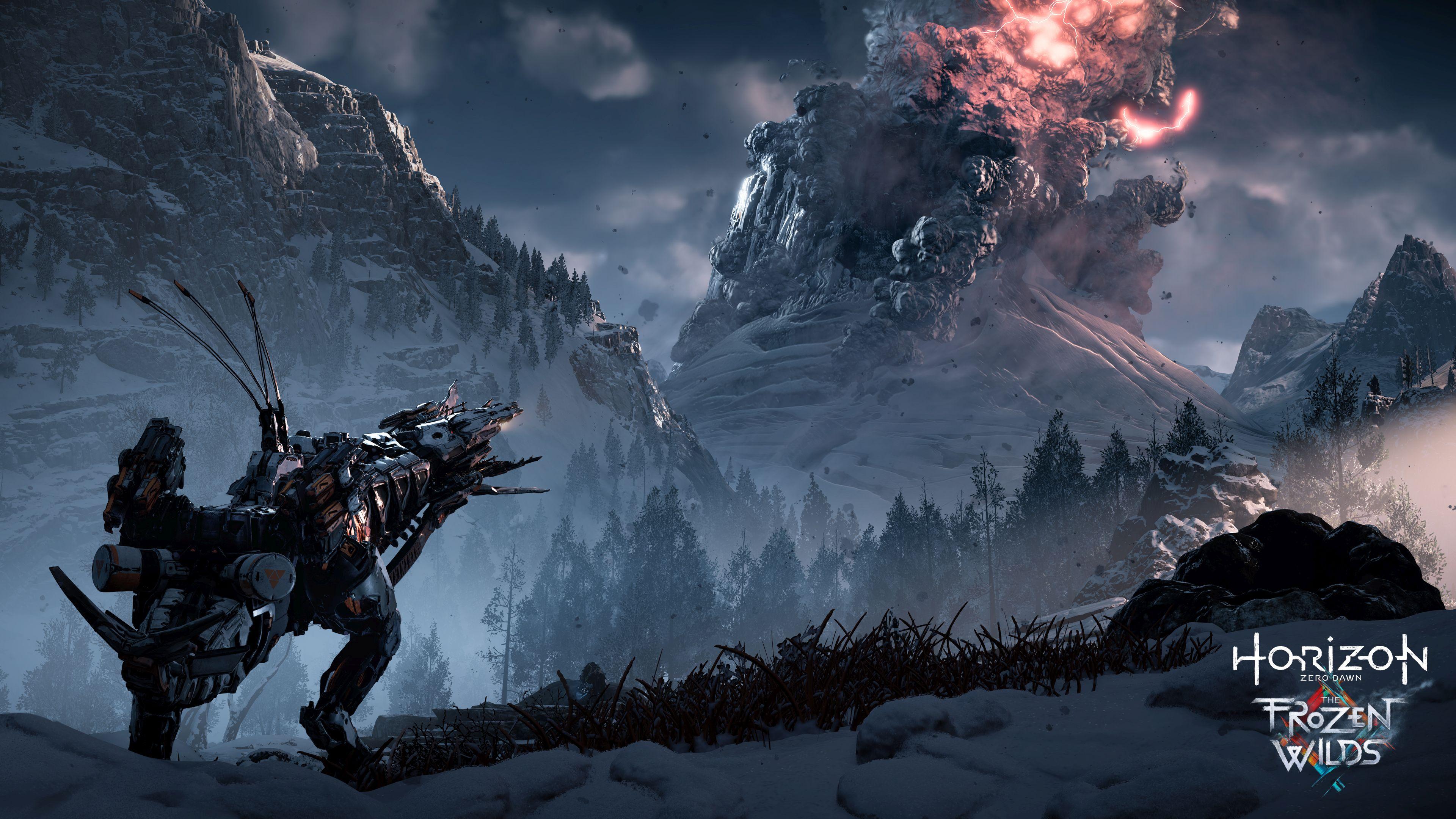 Horizon Zero Dawn se letos dočká příběhového rozšíření The Frozen Wilds 145997