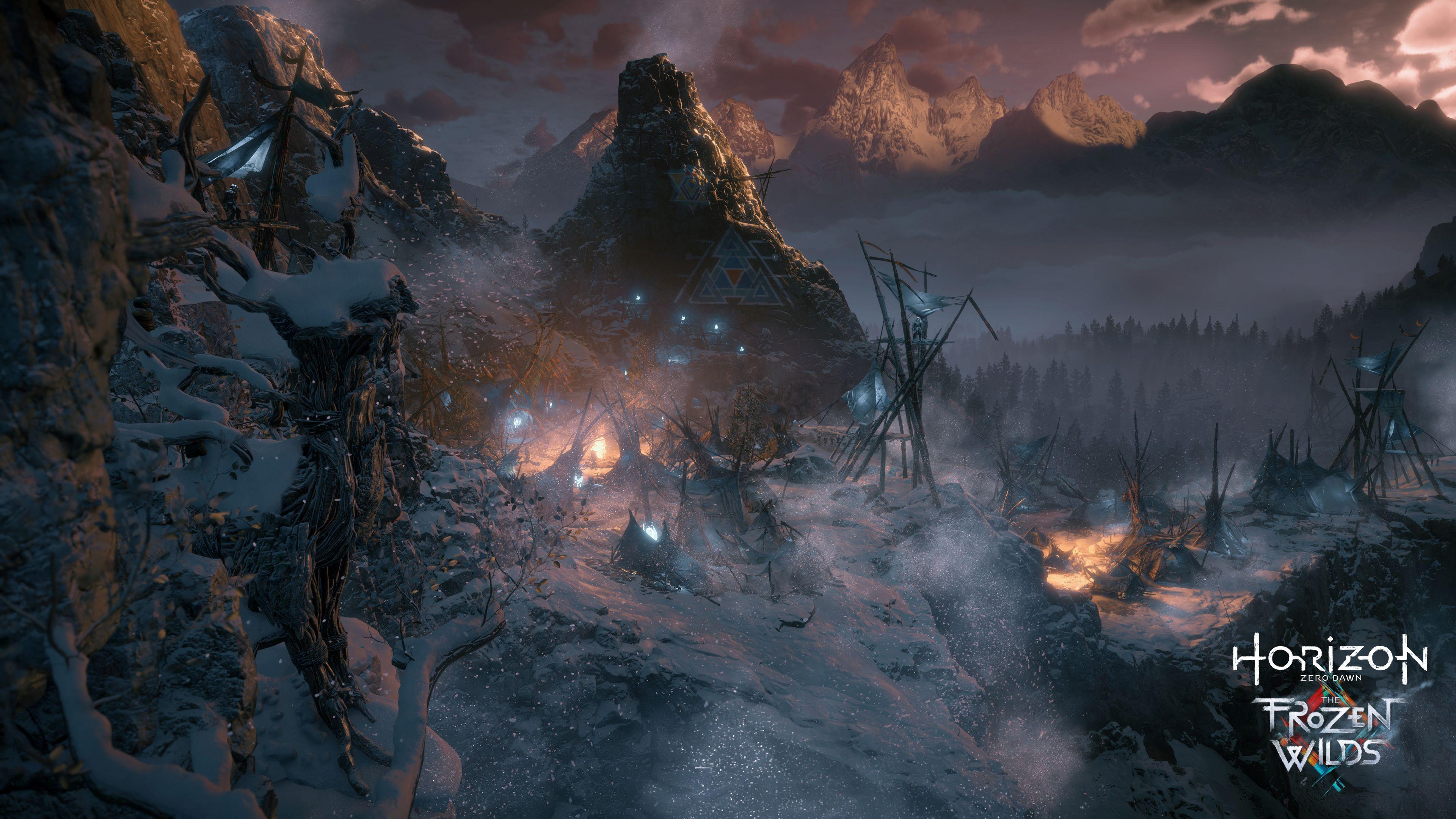 Horizon Zero Dawn se letos dočká příběhového rozšíření The Frozen Wilds 145999