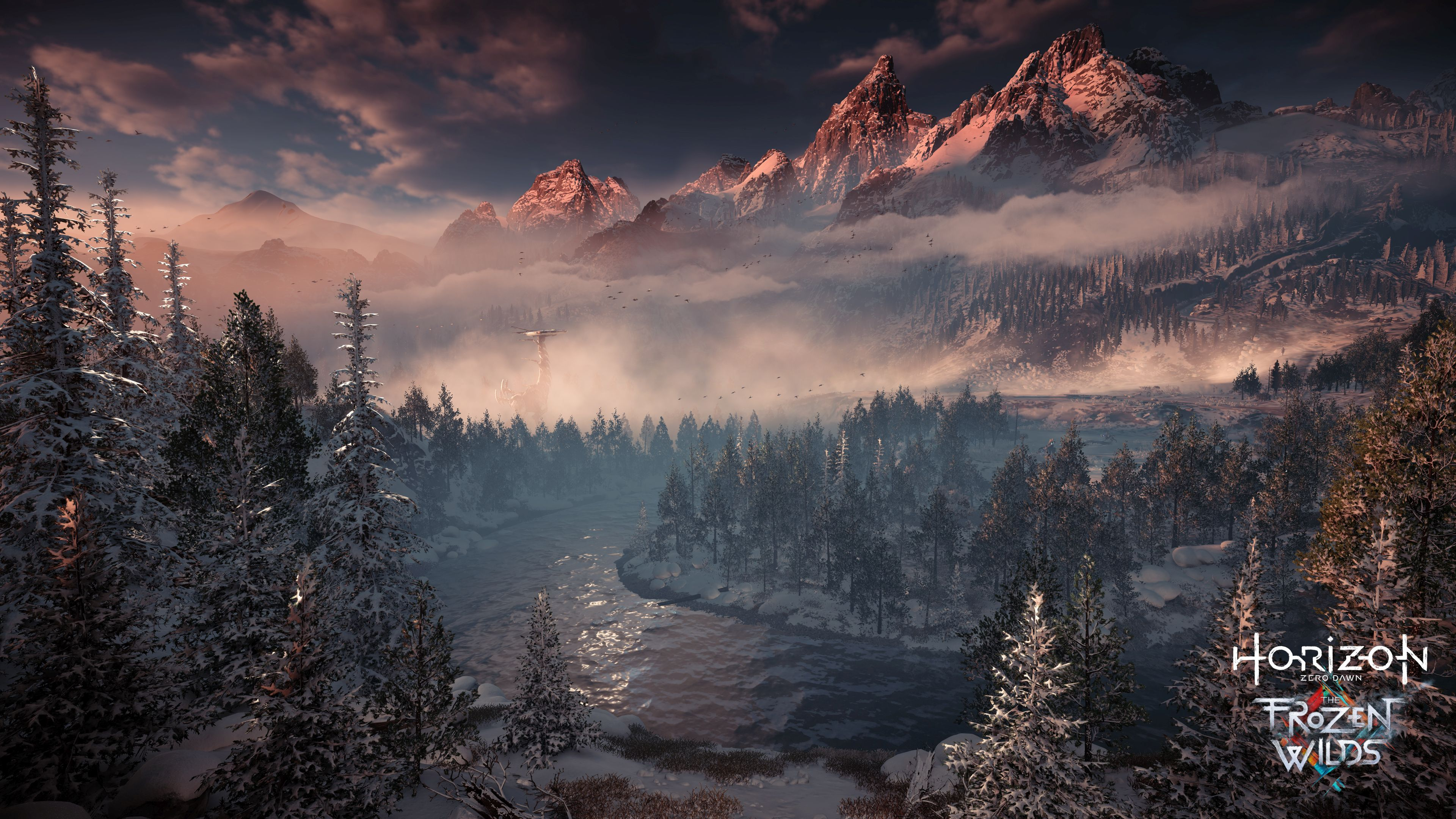 Horizon Zero Dawn se letos dočká příběhového rozšíření The Frozen Wilds 146000