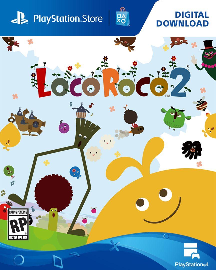 Remaster dostane i LocoRoco 2 146035
