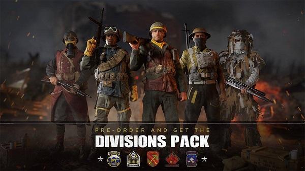 Pořádná nálož informací o multiplayeru Call of Duty: WWII 146074
