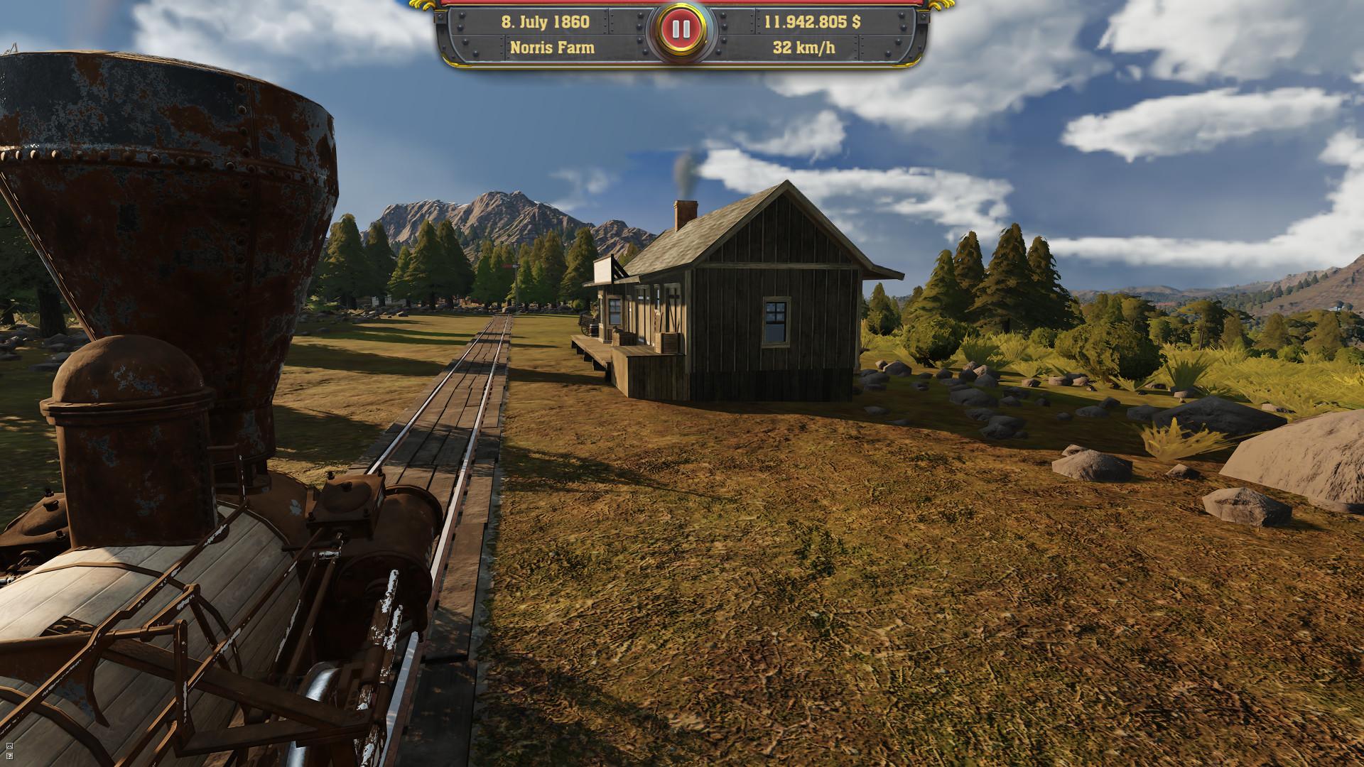 Útoky, sabotáže a průmyslová špionáž v Railway Empire 146077