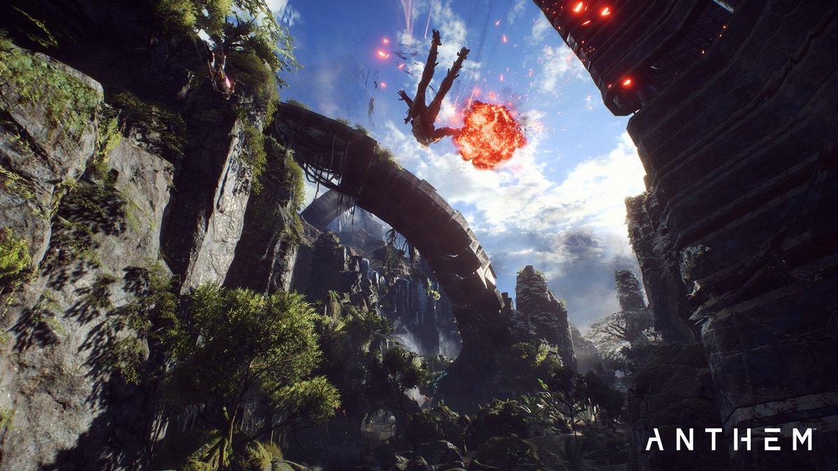 Na Anthem od BioWare se podílí Drew Karpyshyn 146097
