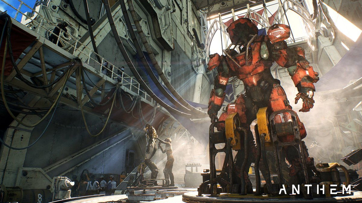 Na Anthem od BioWare se podílí Drew Karpyshyn 146098