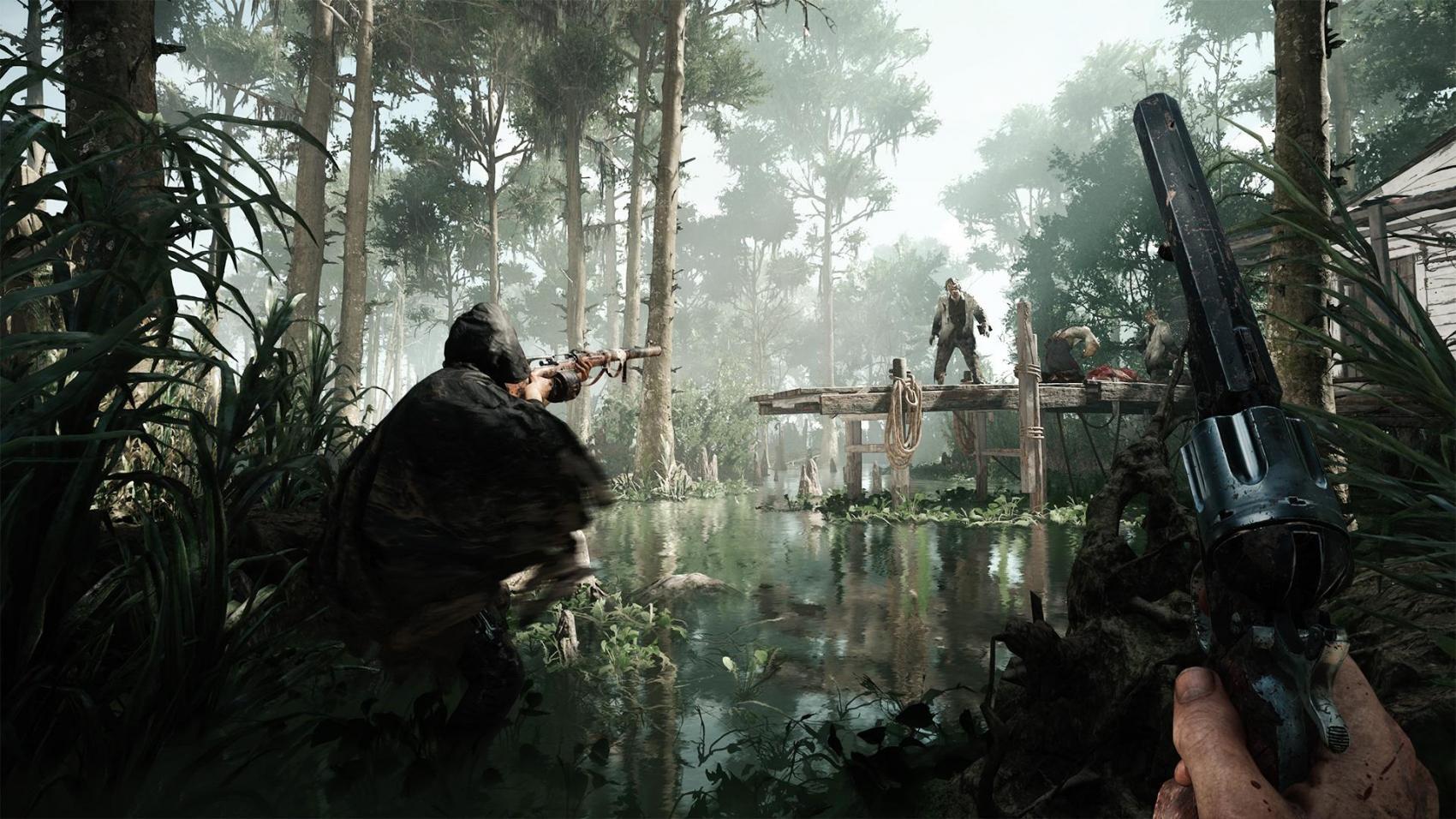 Hunt: Showdown od Cryteku má být atmosférickou PvPvE hrou 146124