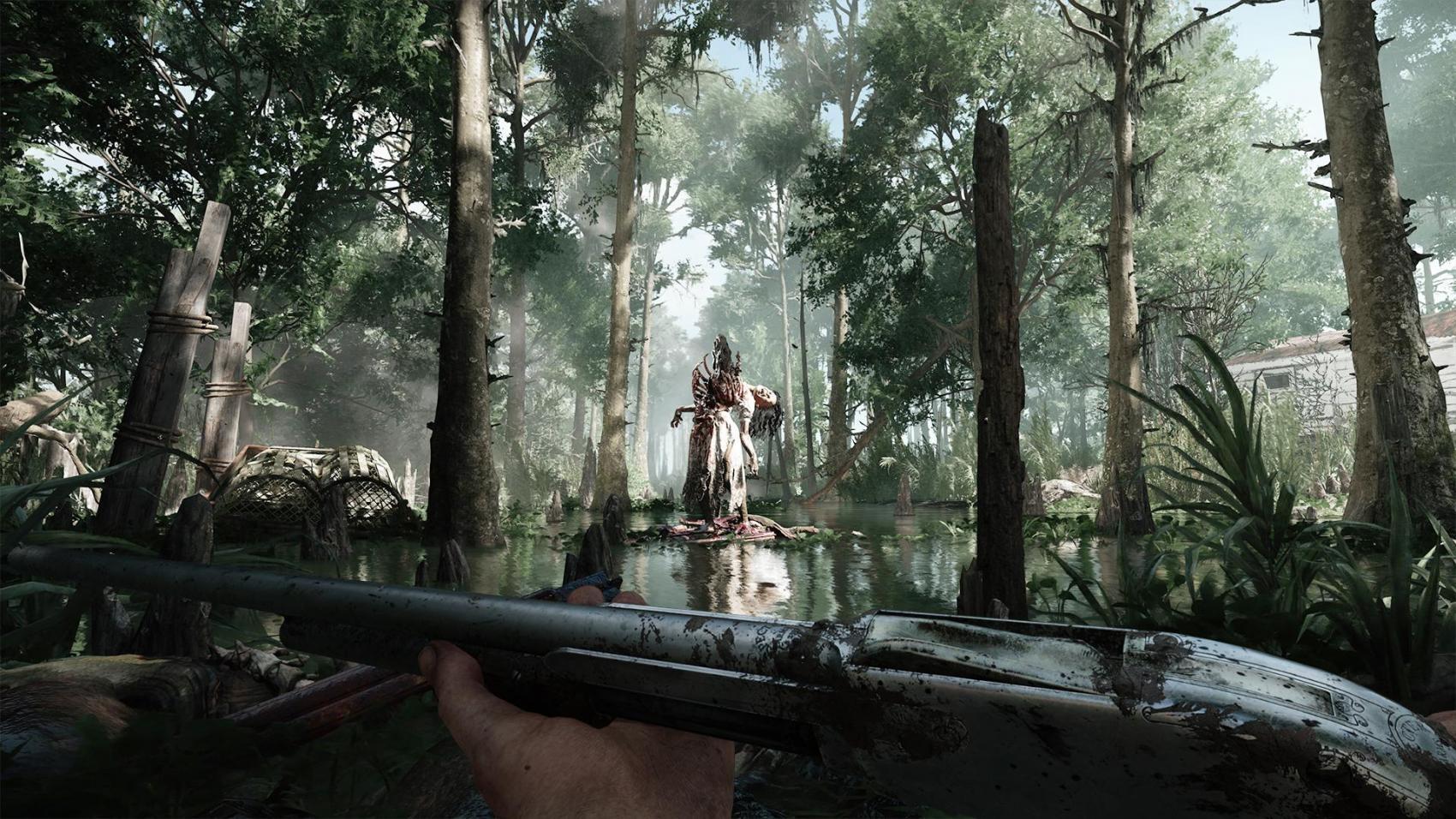 Hunt: Showdown od Cryteku má být atmosférickou PvPvE hrou 146126