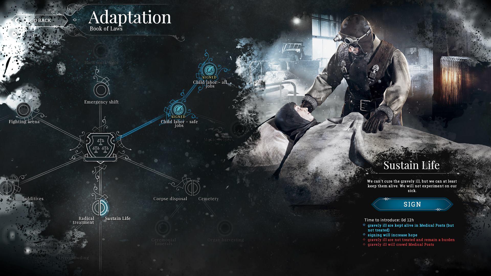 Frostpunk od tvůrců This War of Mine ukazuje kruté podmínky 146178