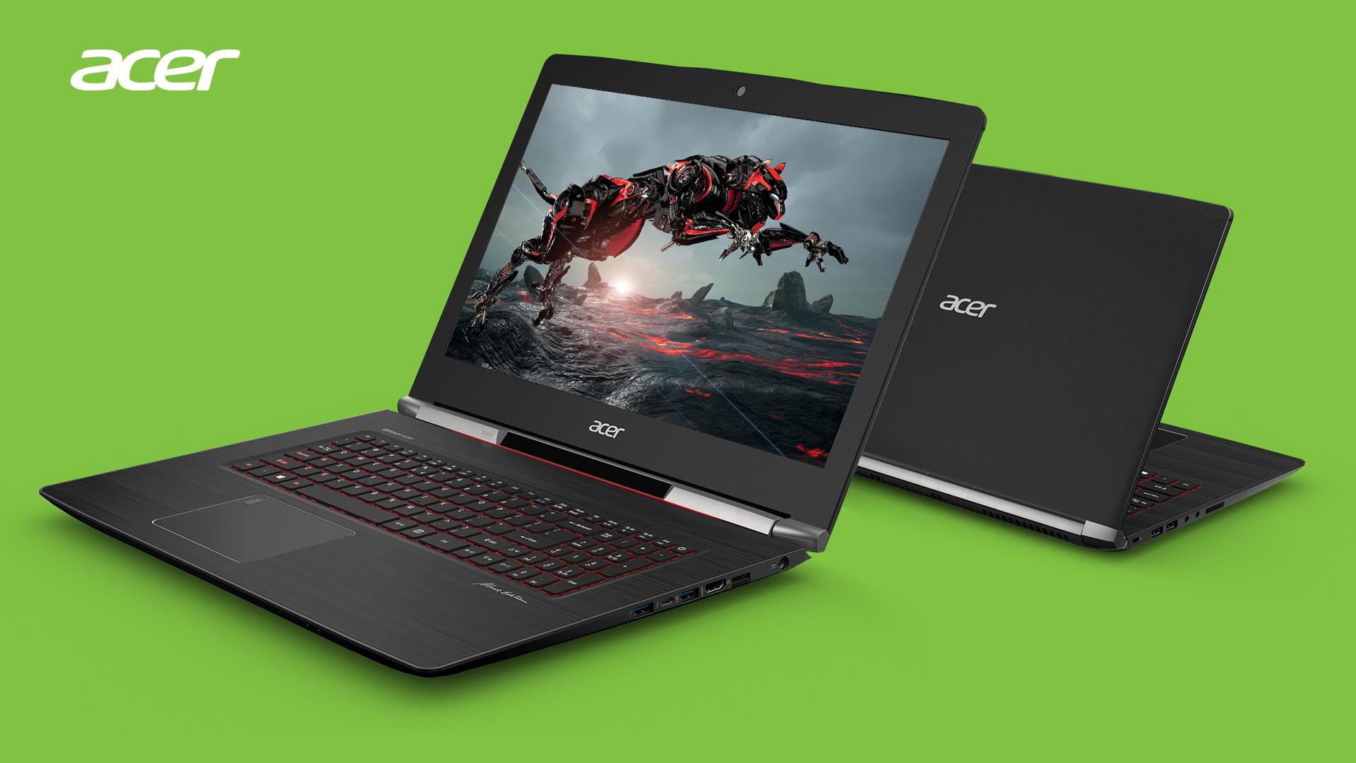 Acer Aspire V 17 Nitro – oblíbené Nitro se vrací, navíc s novým trikem 146185