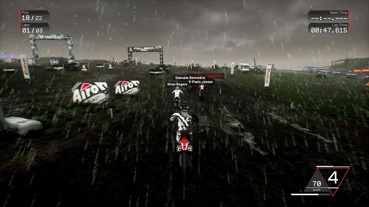 MXGP3: The Official Motocross Videogame - vše při starém 146197