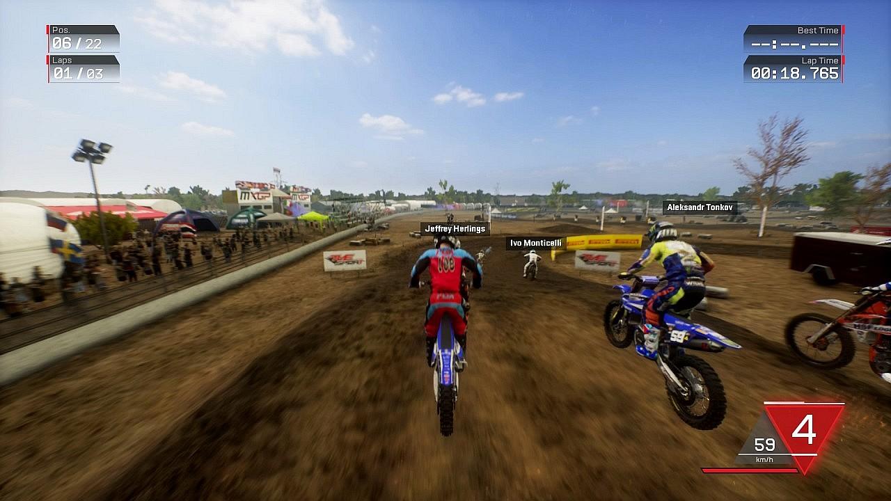 MXGP3: The Official Motocross Videogame - vše při starém 146200
