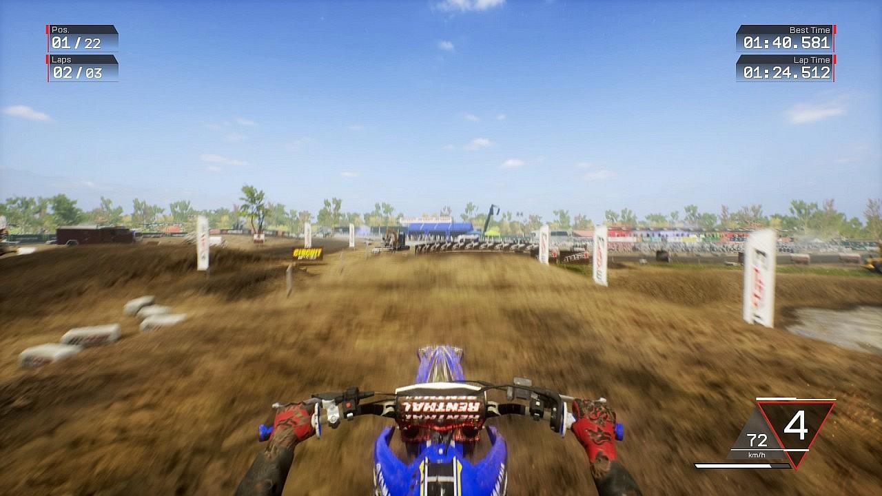 MXGP3: The Official Motocross Videogame - vše při starém 146201