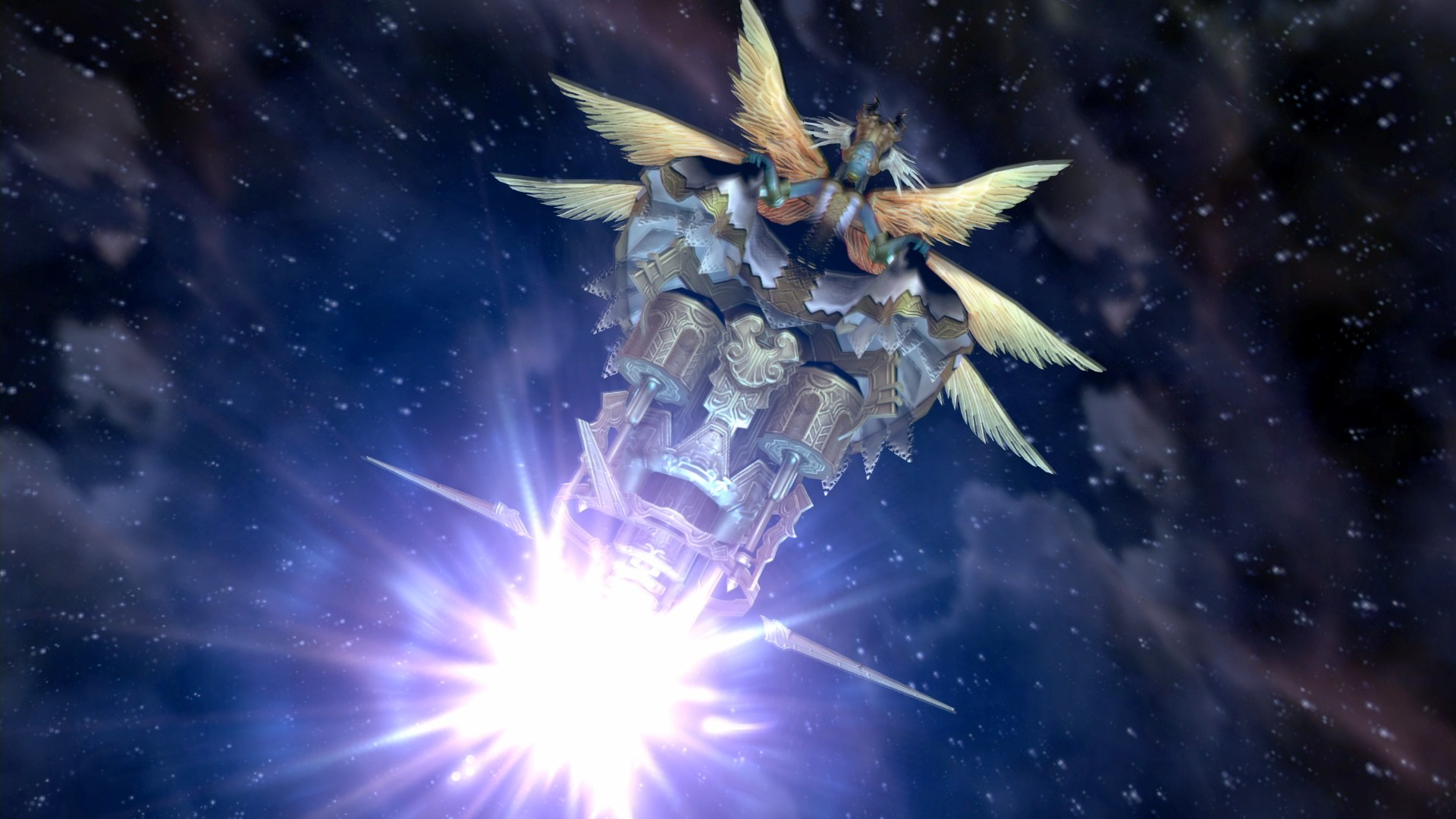 Lov, klany a nepřátelé z Final Fantasy XII: The Zodiac Age na screenshotech 146276
