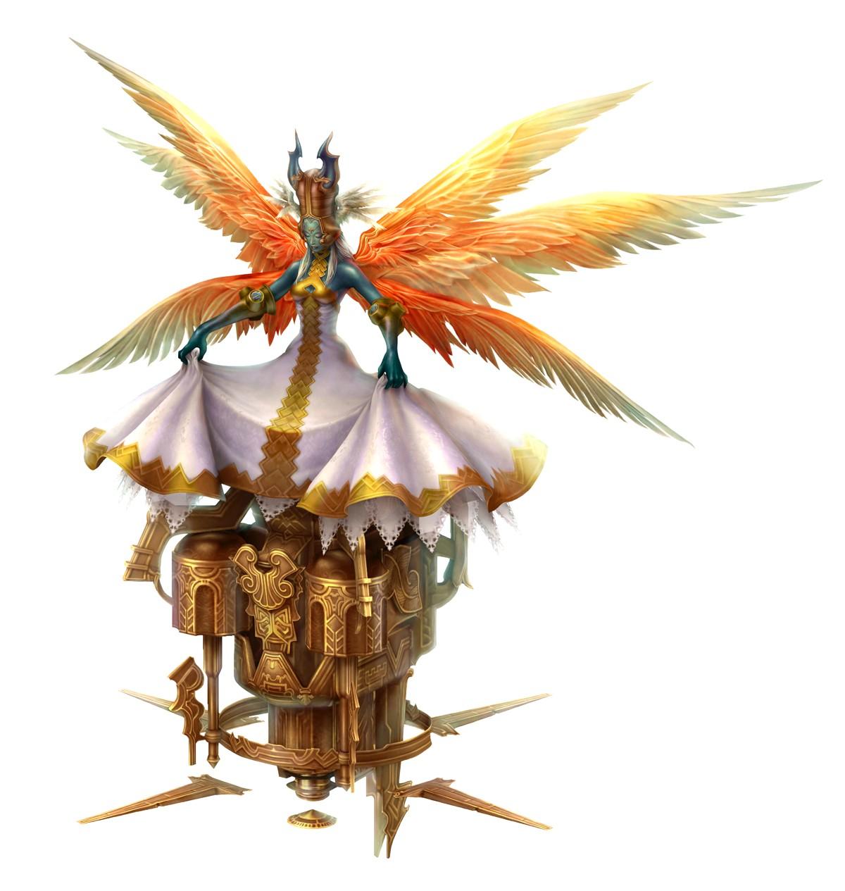 Lov, klany a nepřátelé z Final Fantasy XII: The Zodiac Age na screenshotech 146277