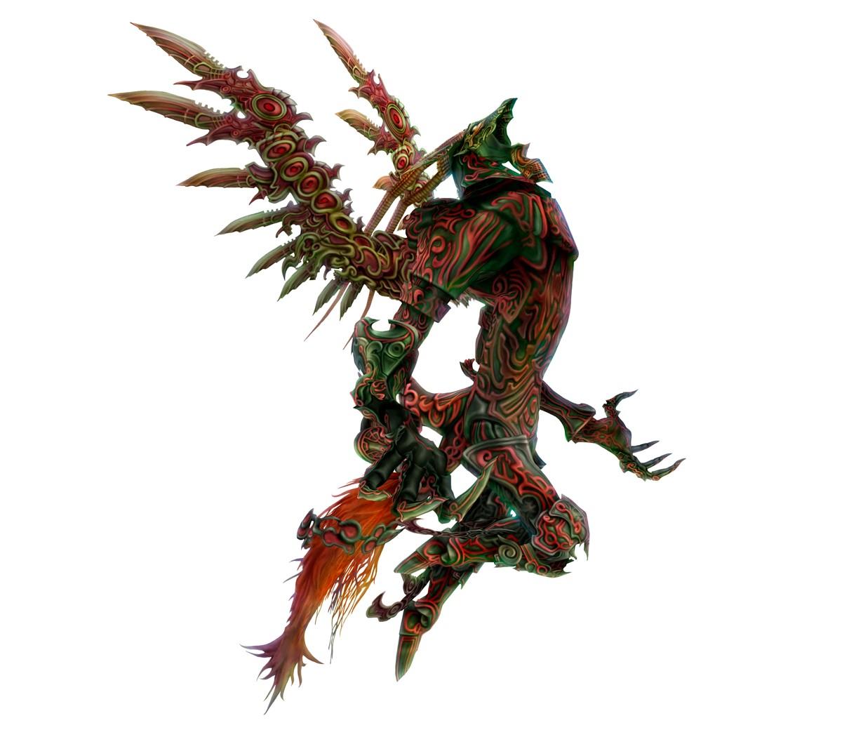 Lov, klany a nepřátelé z Final Fantasy XII: The Zodiac Age na screenshotech 146281