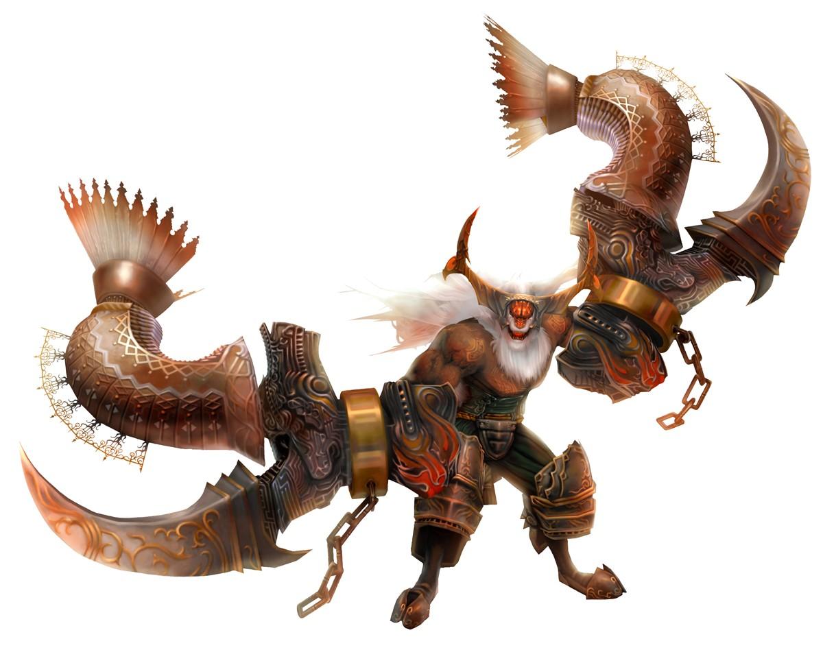 Lov, klany a nepřátelé z Final Fantasy XII: The Zodiac Age na screenshotech 146282