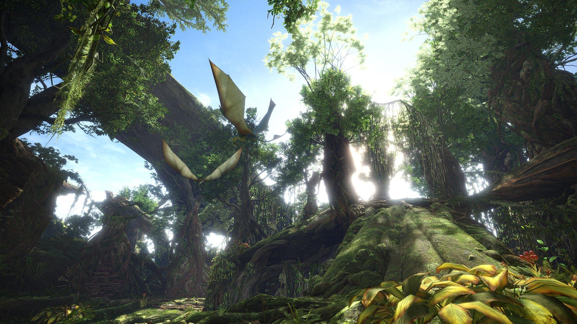 25 minut z nového Monster Hunteru 146336