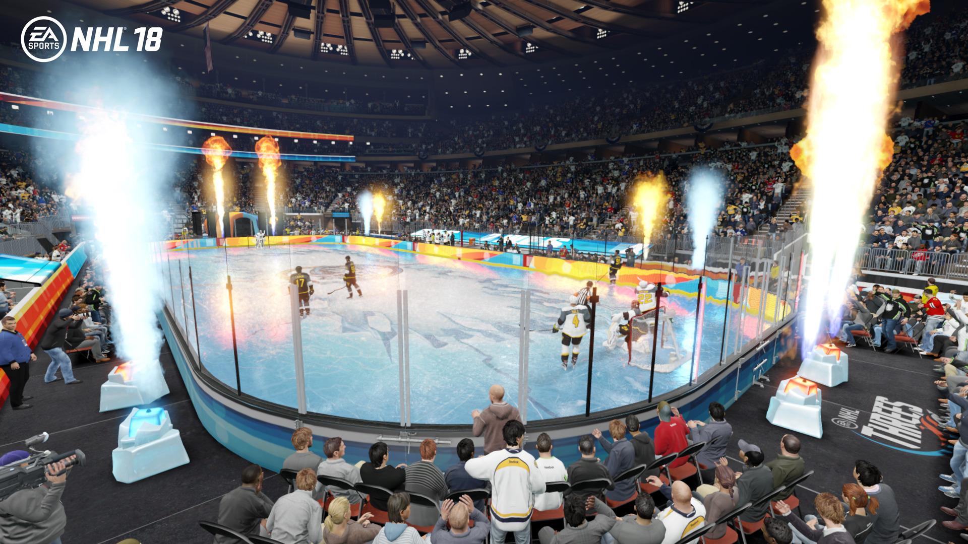 NHL 18 se zaměří na kreativitu mladých superhvězd 146376