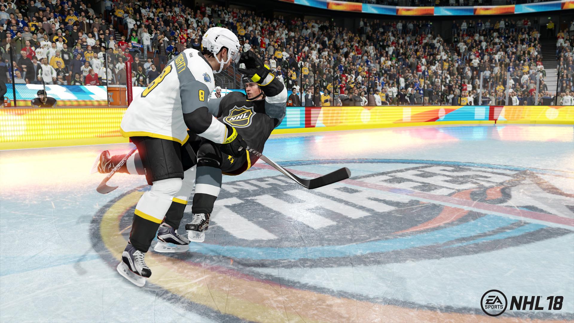 NHL 18 se zaměří na kreativitu mladých superhvězd 146377