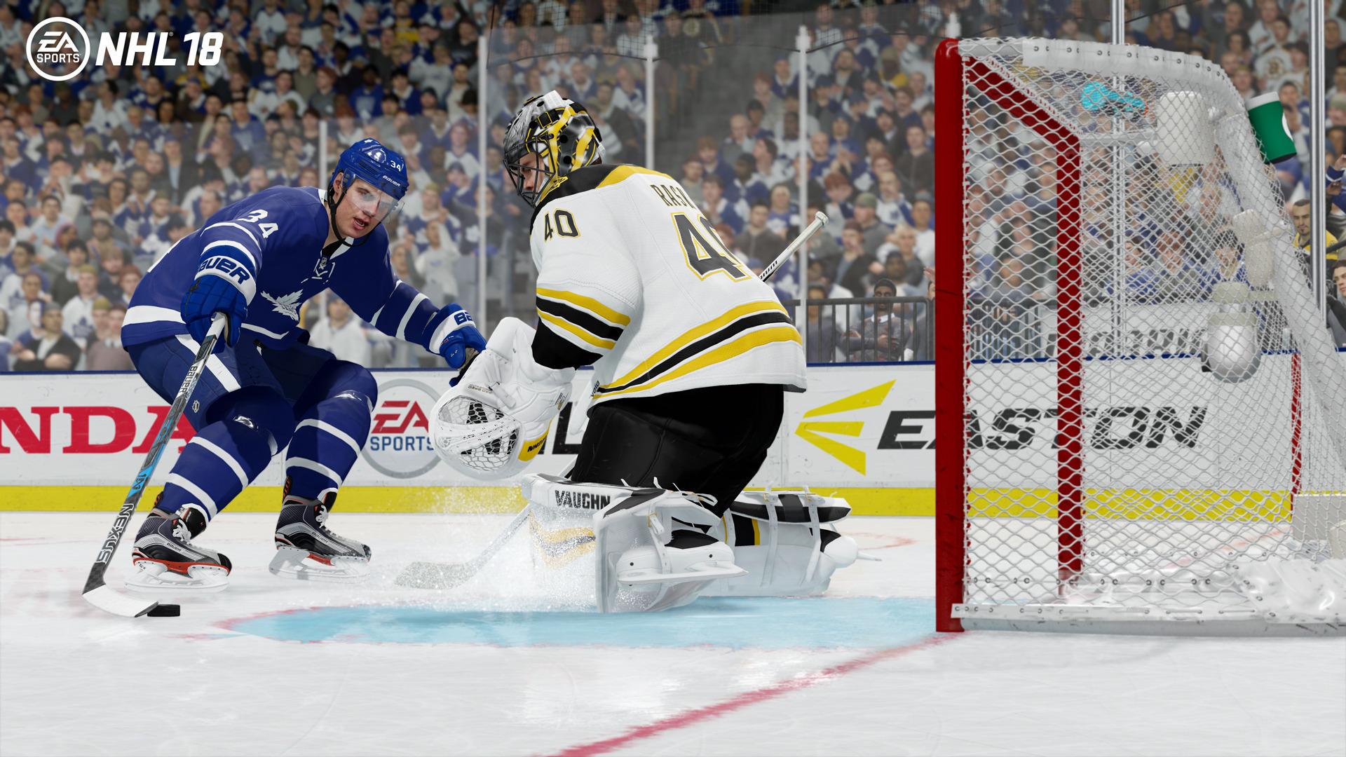 NHL 18 se zaměří na kreativitu mladých superhvězd 146380