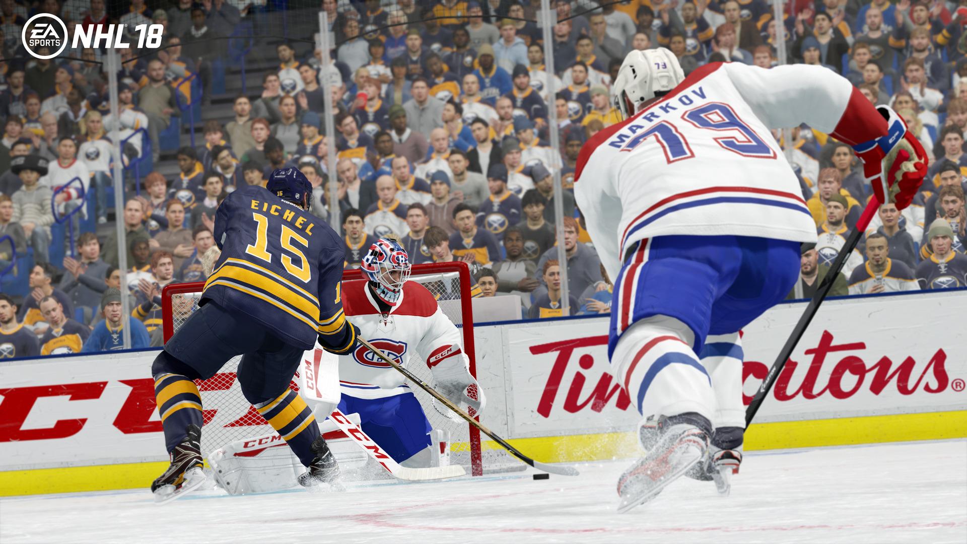 NHL 18 se zaměří na kreativitu mladých superhvězd 146382
