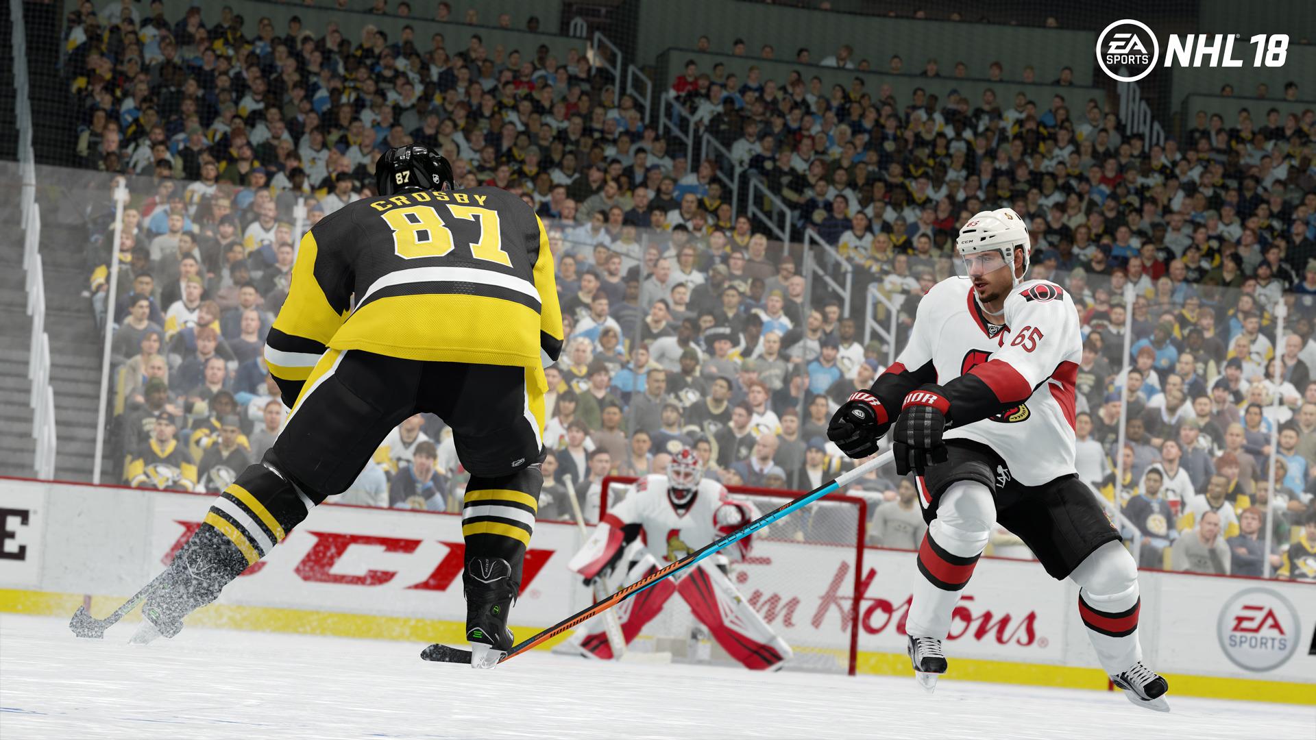 NHL 18 se zaměří na kreativitu mladých superhvězd 146383