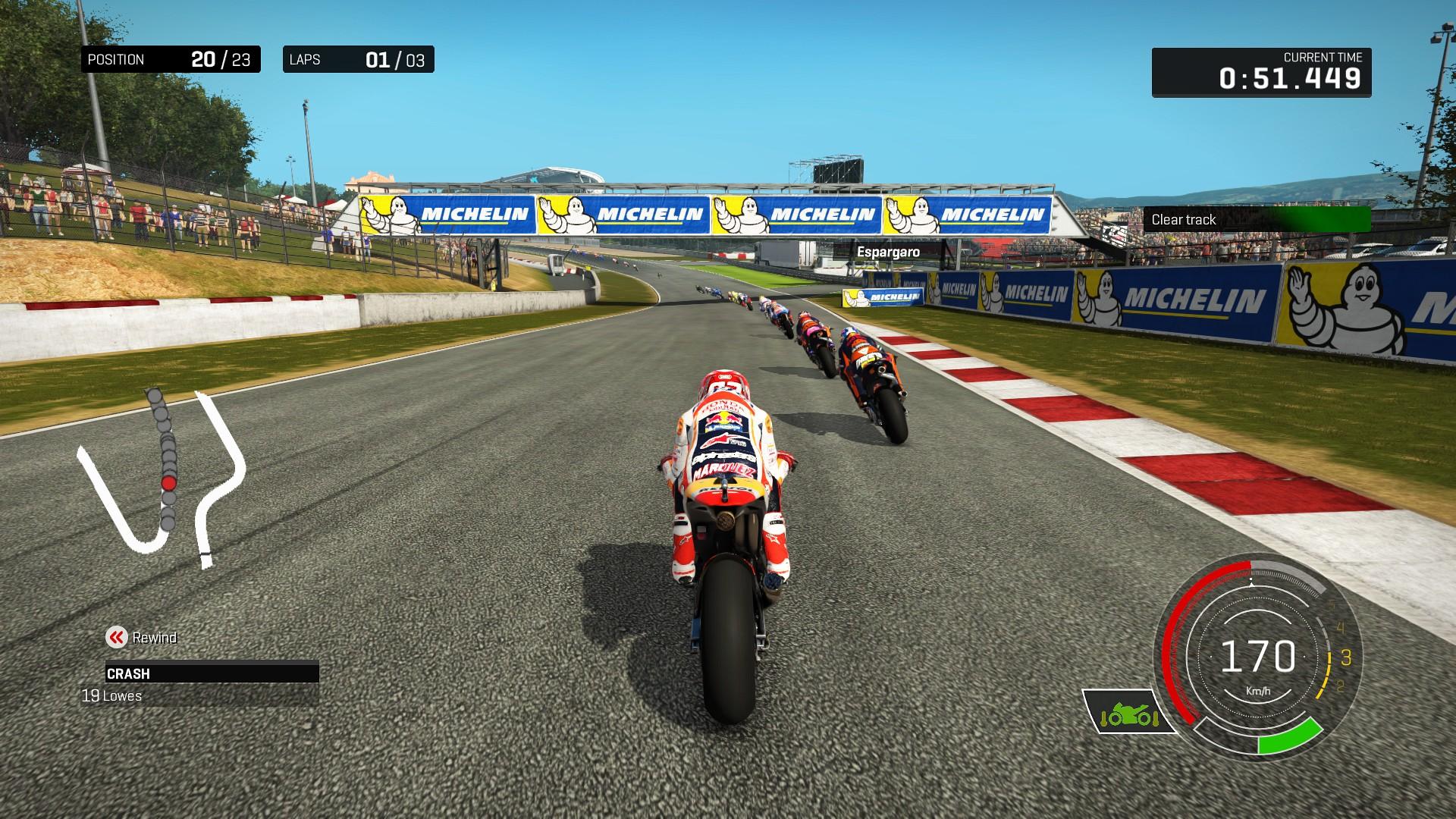 MotoGP 17 ‒ nejlepší svého druhu 146442