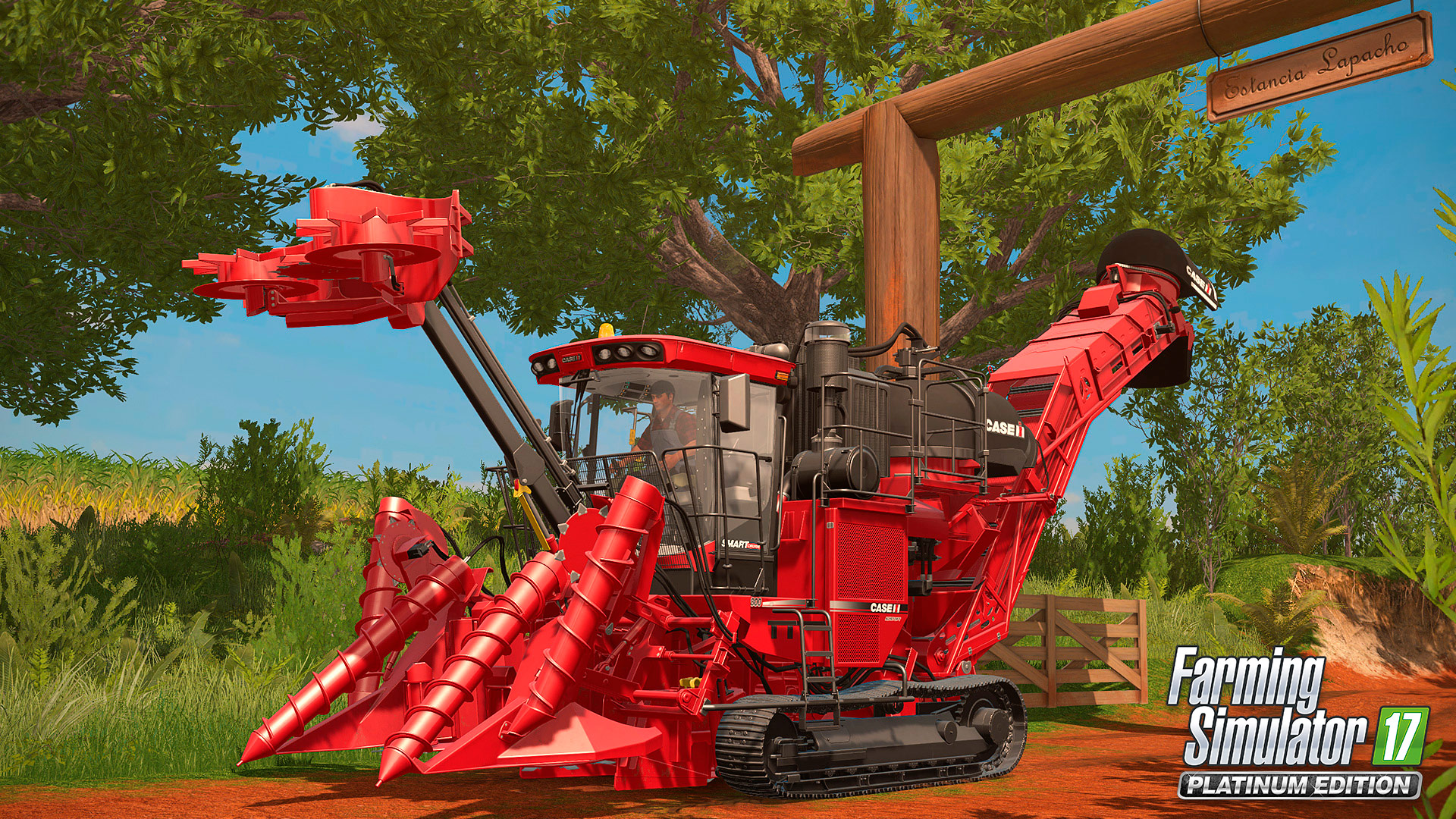 Oznámena platinová edice Farming Simulatoru 17 s novým obsahem 146459