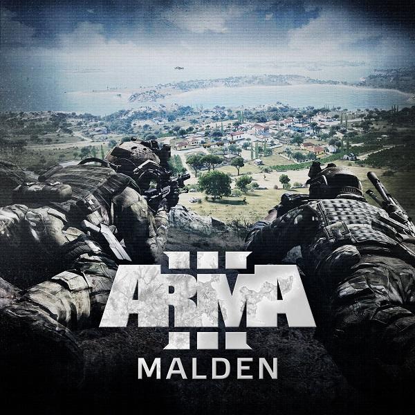 Trailer připomíná vydání bezplatného DLC Malden pro Armu 3 146488
