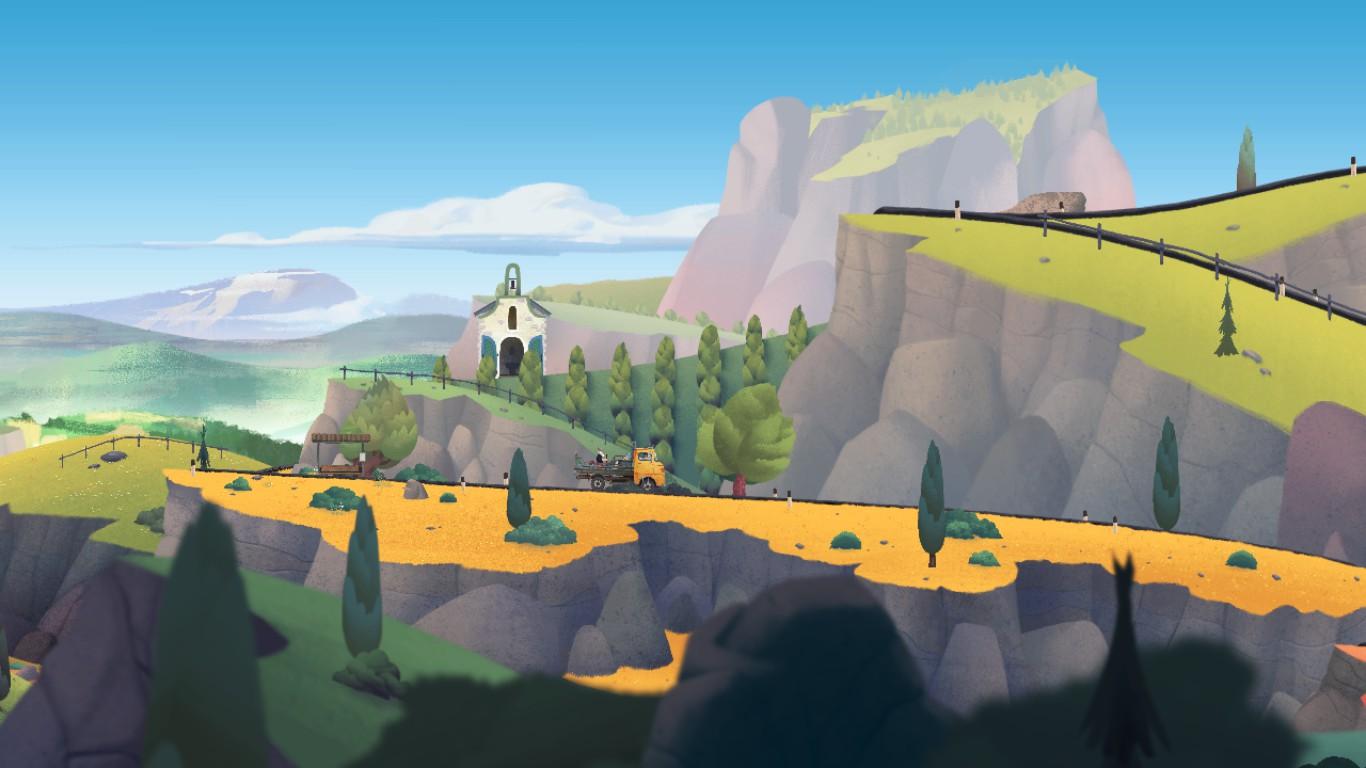 Old Man's Journey – láska hory přenáší 146510