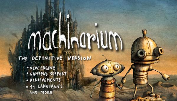Machinarium vyšlo v definitivní, vylepšené verzi 146511