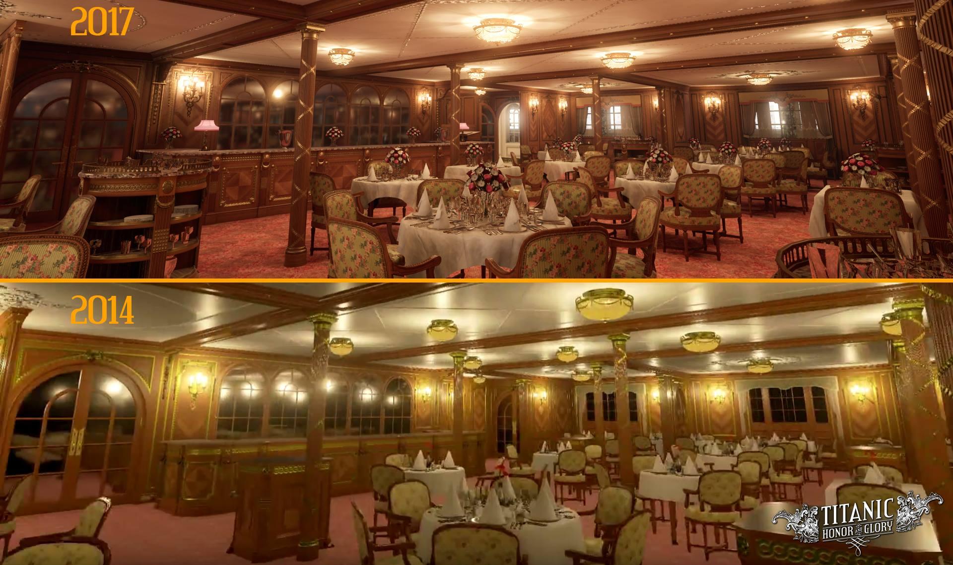 Navštivte slavnou loď v demu hry Titanic: Honor and Glory 146520