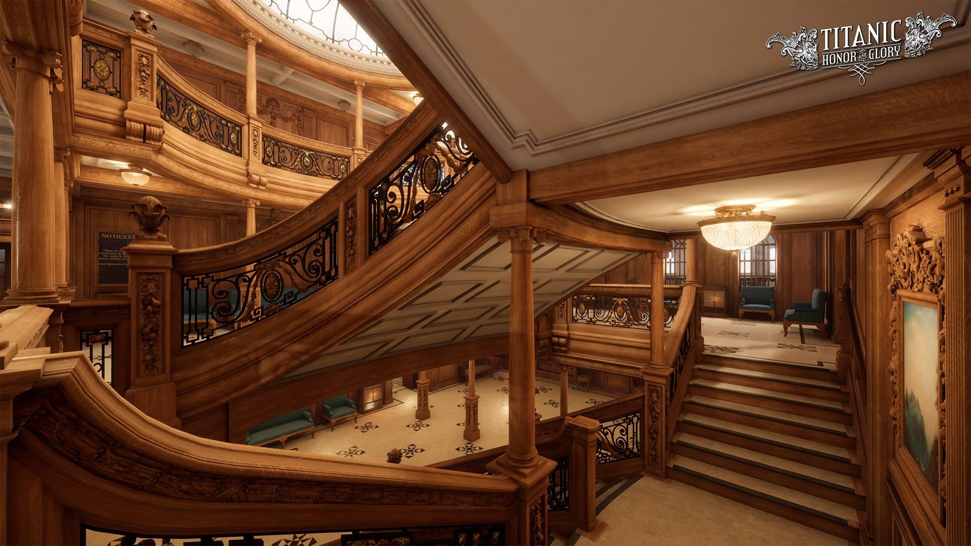 Navštivte slavnou loď v demu hry Titanic: Honor and Glory 146522