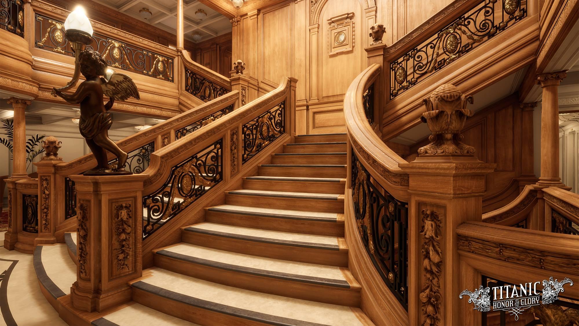 Navštivte slavnou loď v demu hry Titanic: Honor and Glory 146523