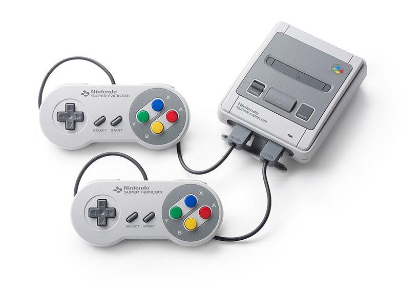 Nintendo oznámilo SNES Classic 146563