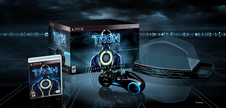 Tron Evolution: datum vydání a detaily 14659