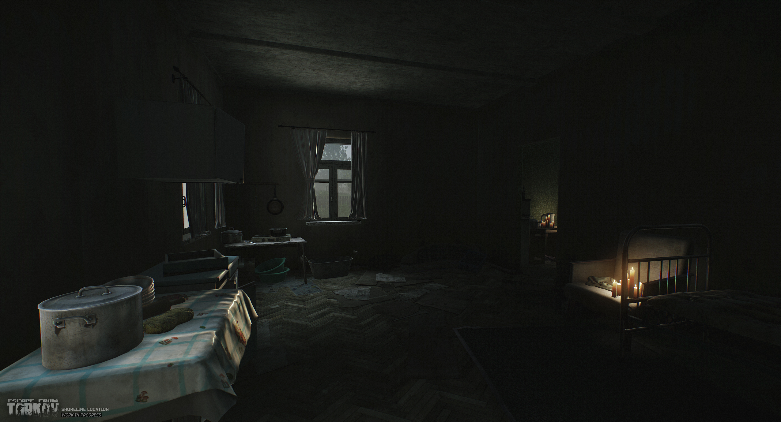 Uzavřená beta Escape from Tarkov odstartuje v červenci 146590